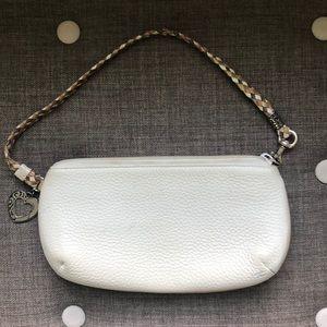 Brighton Leather Wristlet Wallet